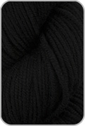 HiKoo Simpliworsted Yarn - Black (# 002)