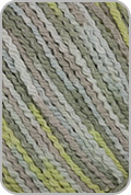 Crystal Palace Cotton Twirl Print Yarn - Meadow (# 2242)