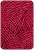 Crystal Palace Panda Silk Yarn - Mars Red (# 3033)