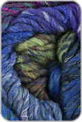 Noro Taiyo Yarn - Blues/ Greens/  Orange  (# 90)