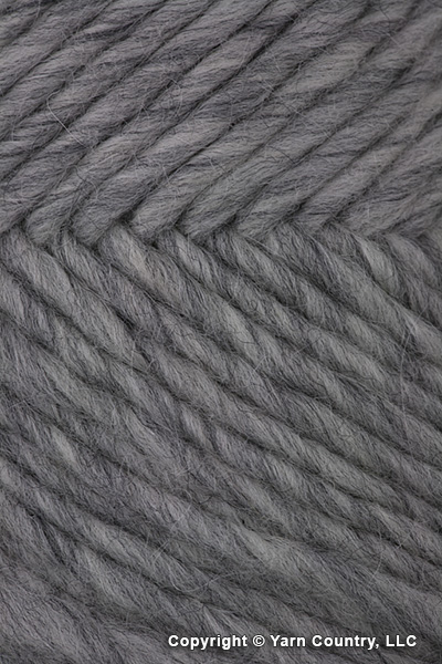 Brown Sheep Lambs Pride Bulky Yarn - Grey Heather (# 03)