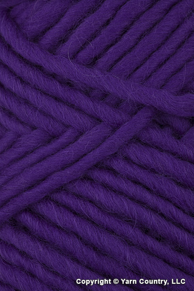 Brown Sheep Lambs Pride Bulky Yarn - Violet Fields (# 161)