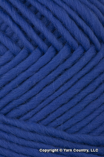 Brown Sheep Lambs Pride Bulky Yarn - Brite Blue (# 57)