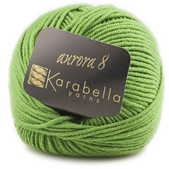 Aurora 8 Yarn <em>by Karabella