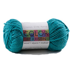Color by Kristin Yarn <em>by Classic Elite