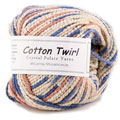 Crystal Palace Cotton Twirl Print Yarn