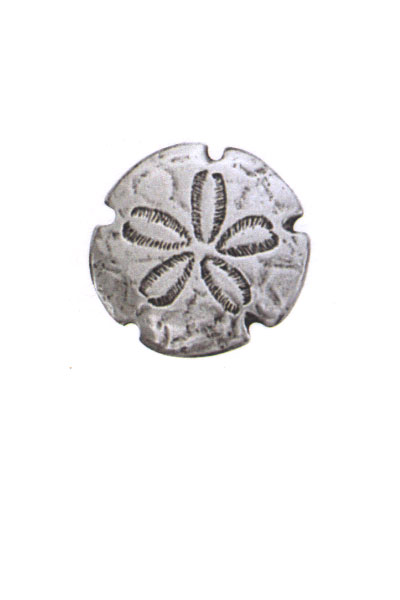 Danforth Sand Dollar Button