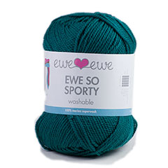 Ewe So Sporty Yarn <em>by Ewe Ewe