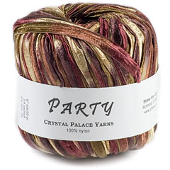 Crystal Palace Party Ribbon Yarn
