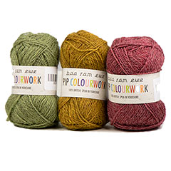 Baa Ram Ewe Pip Colourwork Yarn