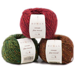 Rowan Fine Tweed Yarn <em>by Rowan