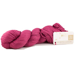 Dyed Organic Cotton Yarn <em>by Blue Sky Fibers