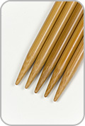 """Crystal Palace 8"""" Double Pointed Needles - Size - US 9"""