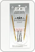 """Crystal Palace 26"""" Circular Needles - Size - US 4"""