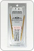 """Crystal Palace 26"""" Circular Needles - Size - US 5"""