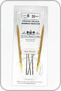 """Crystal Palace 26"""" Circular Needles - Size - US 8"""