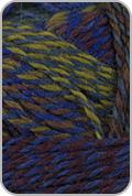 Schoppel Wolle  - Zauberball Crazy - Blue/ Olive/ Burgundy (# 2266)