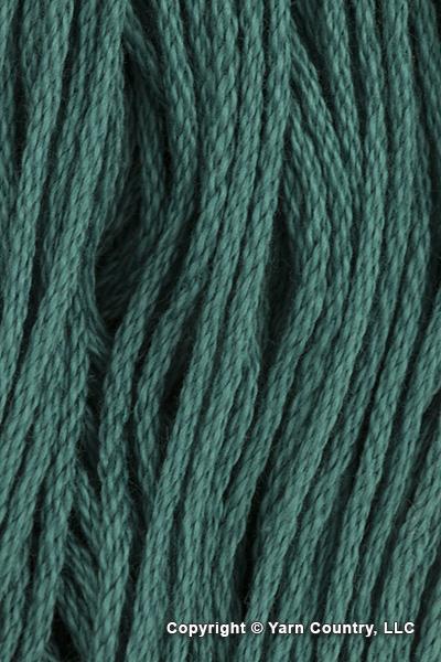 Tahki Yarns Cotton Classic Yarn - Dark Teal (# 3786)