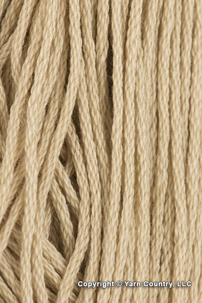 Tahki Yarns Cotton Classic Yarn - Almond (#3202)