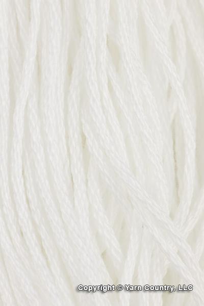 Tahki Yarns Cotton Classic Yarn - White (#3001)