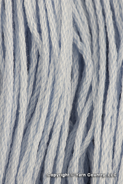 Tahki Yarns Cotton Classic Yarn - Light Blue (# 3812)