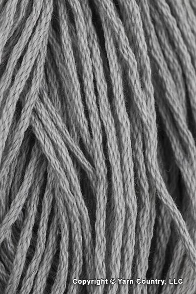 Tahki Yarns Cotton Classic Yarn - Steel Grey (#3004)