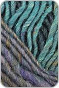 Noro Silk Garden Yarn - Blues/ Light Green (# 373)