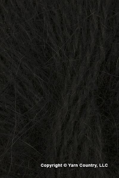 Plymouth Angora Yarn - Black (# 713)