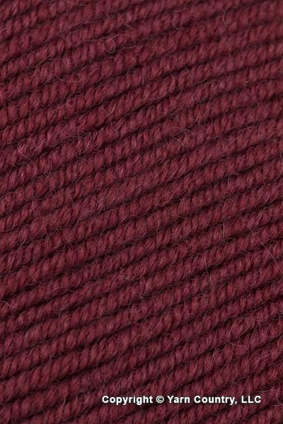 Plymouth Cammello Merino Yarn - Burgundy (# 28)