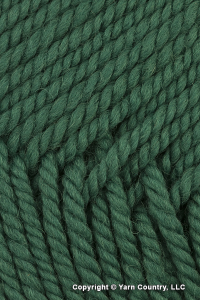 Ewe Ewe Wooly Worsted Yarn - Teal (# 60)