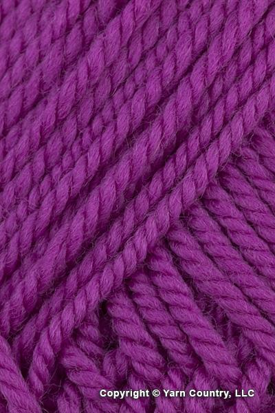 Ewe Ewe Wooly Worsted Yarn - Berry (# 10)