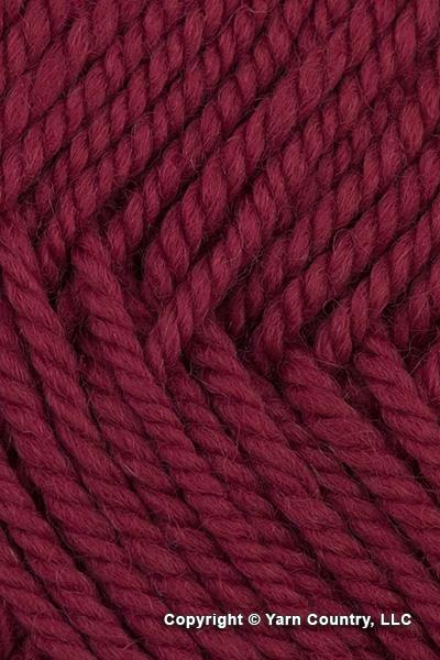 Ewe Ewe Wooly Worsted Yarn - Red Poppy (# 20)