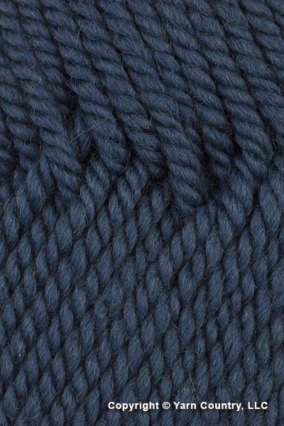 Ewe Ewe Wooly Worsted Yarn - Sapphire Blue (# 78)