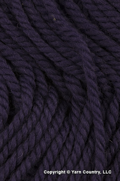 Ewe Ewe Wooly Worsted Yarn - Indigo (# 80)