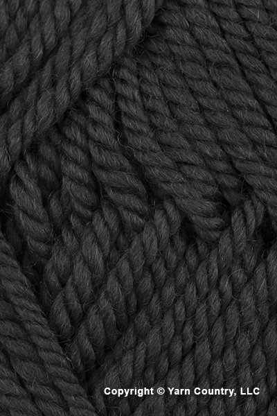 Ewe Ewe Wooly Worsted Yarn - Charcoal (# 98)