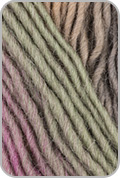Plymouth Gina Yarn - Taupe/ Pink/ Green (# 23)