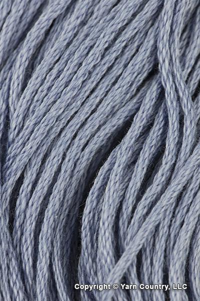 Tahki Yarns Cotton Classic Yarn - Blueberry (#3882)