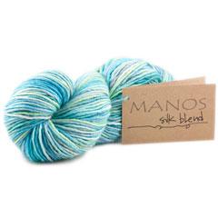Manos Silk Blend Print Yarn <em>by Manos Del Uruguay