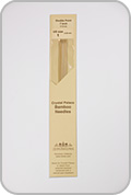 """Crystal Palace 7"""" Star Double Pointed Needles - 7"""