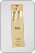 """Crystal Palace 7"""" Star Double Pointed Needles - Size - US 10.75"""