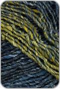 Noro Silk Garden Yarn - Black/ Turquose/ Green (# 252)