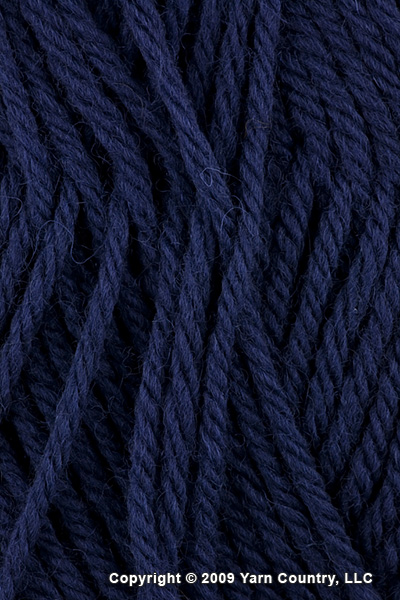 Plymouth Galway Worsted Yarn - Navy (# 010)