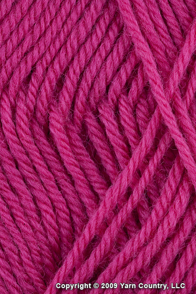 Plymouth Galway Worsted Yarn - Magenta (# 163)