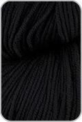 Plymouth Worsted Merino Superwash Yarn - Black (# 002)