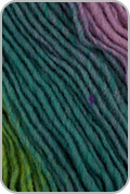 Noro Kureyon Yarn - Lime/ Orange/ Violet/ Jade (# 319)