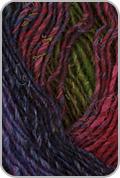 Noro Silk Garden Yarn - Olive /Red /Purple  (# 424)
