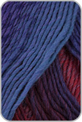 Plymouth Gina Yarn - Purple/ Blue/ Red (# 01)
