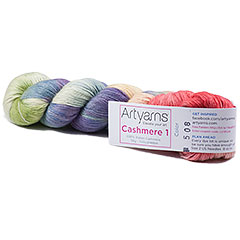 Cashmere 1 Yarn <em>by Artyarns