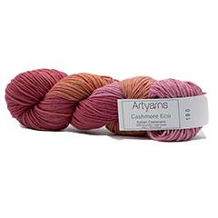 Cashmere Eco Yarn <em>by Artyarns