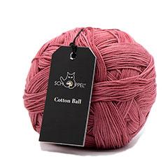 Cotton Ball Yarn <em>by Schoppel Wolle
